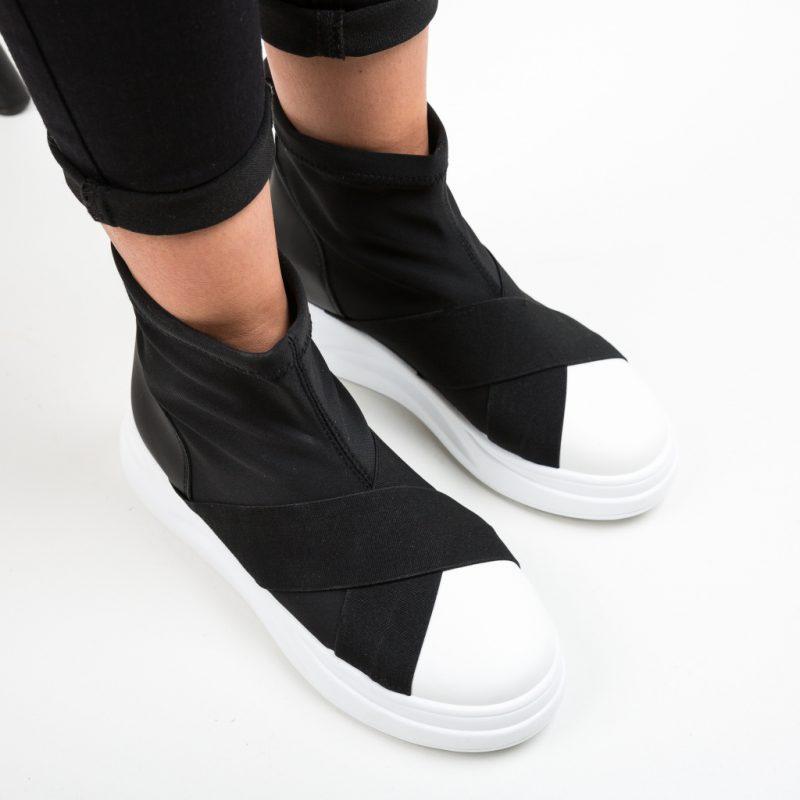 Pantofi Sport Grezo Negri -
