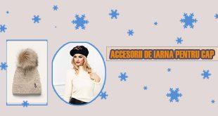 Accesorii de iarna pentru cap - Fashion