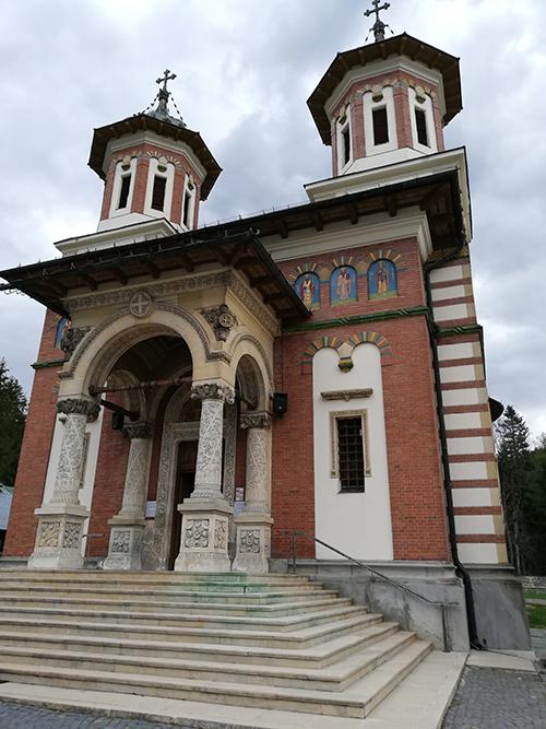 manastire sinaia